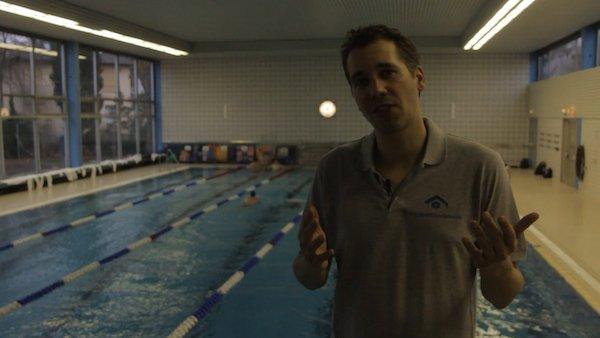 Optimale Frequenz beim Kraulschwimmen